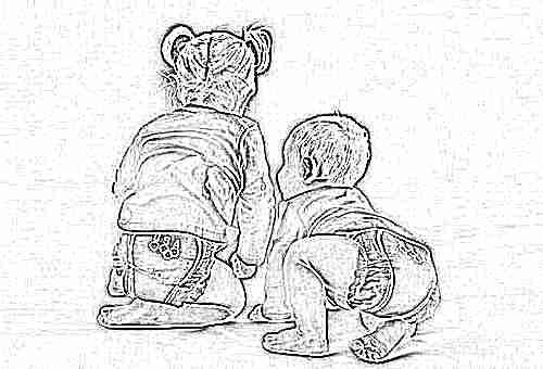Как правильно одевать подгузник новорожденному девочке