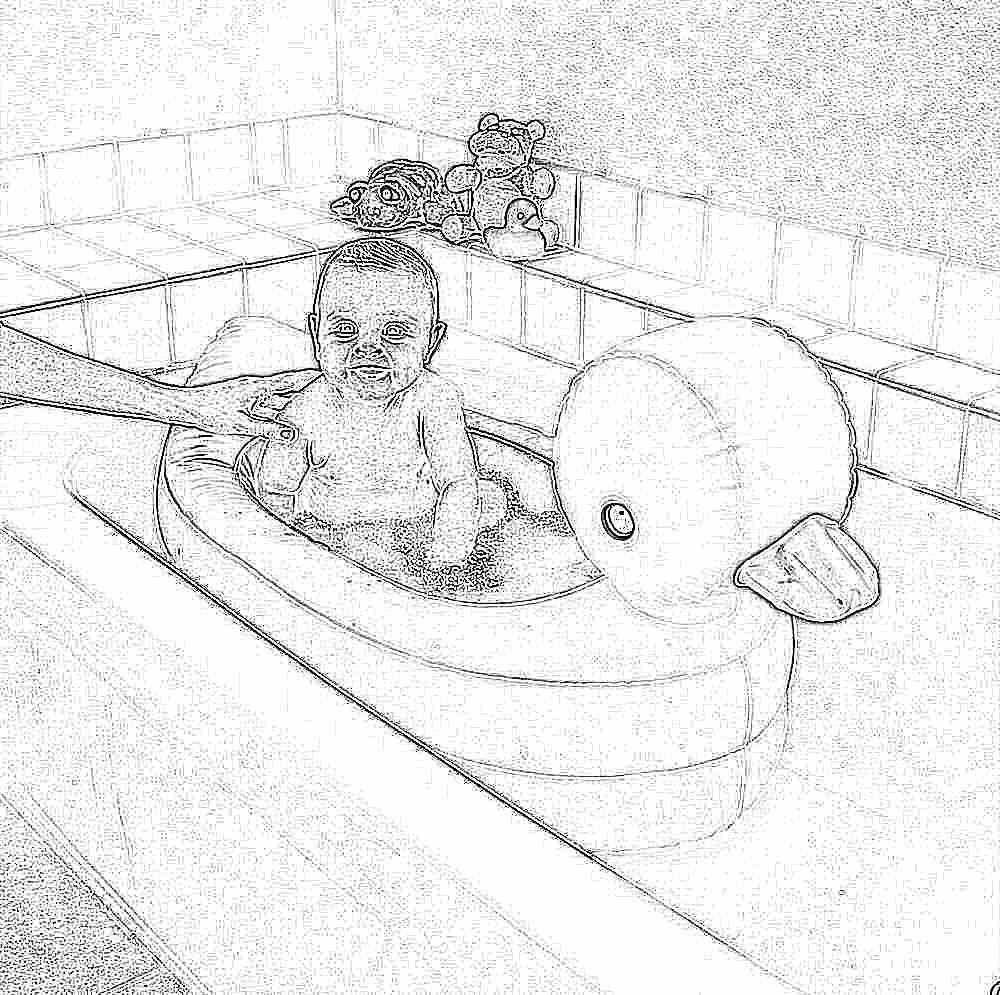 Выбираем ванночку для новорожденного правильно