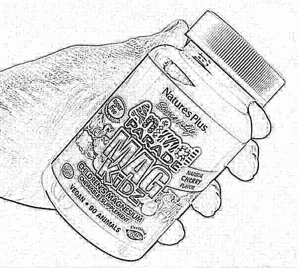 Витамины с магнием для взрослых и детей