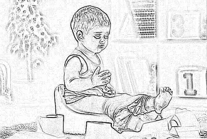 Какой выбрать горшок для ребенка: критерии выбора, особенности покупки для мальчика и девочки, конструкция и форма, материал изготовления — Ваш Доктор