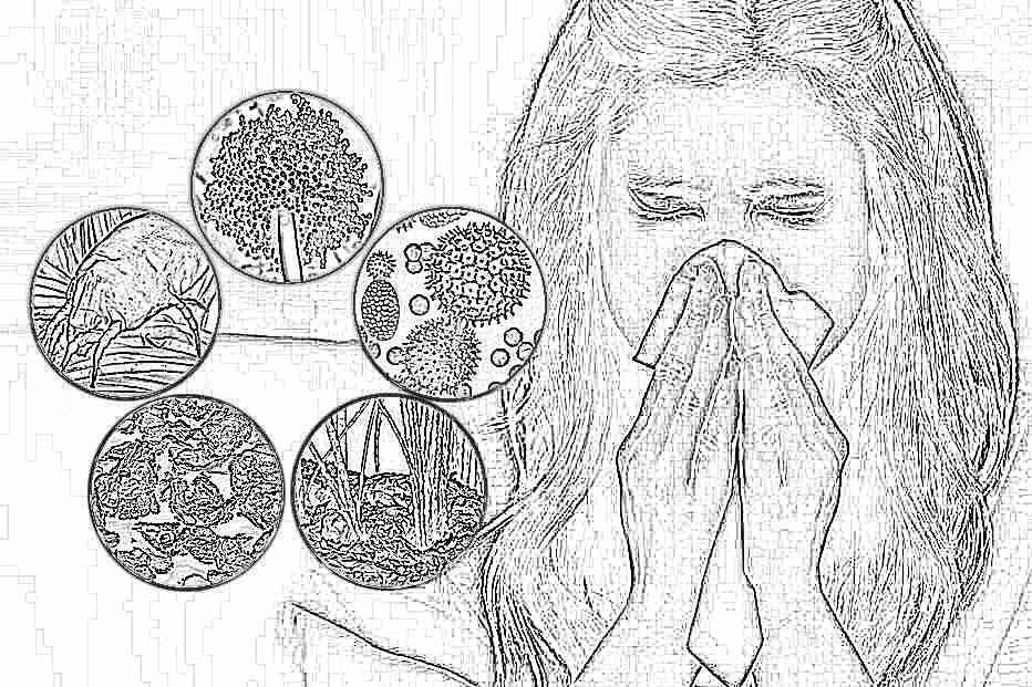 Аллергия у ребенка психосоматика родителей