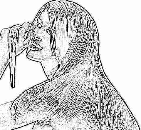 Косметические процедуры для беременных. Можно ли делать кератиновое выпрямление волос? Кератиновое выпрямление волос при грудном вскармливании