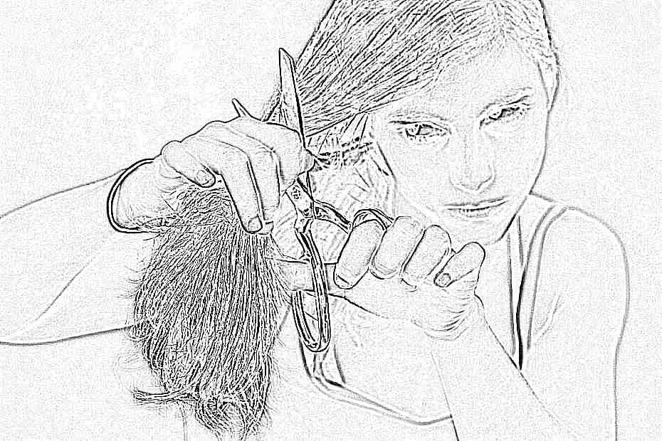 Можно беременной стричь волосы другому человеку