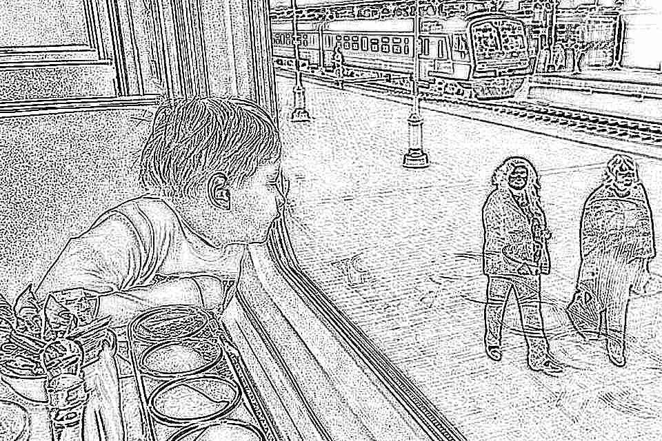 Предлагается ввести бесплатный проезд в пригородных поездах для детей до семи лет