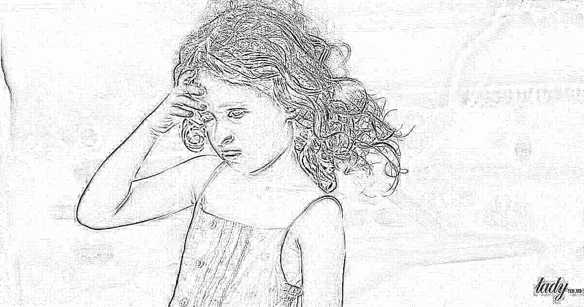 У ребенка кружится голова и тошнит