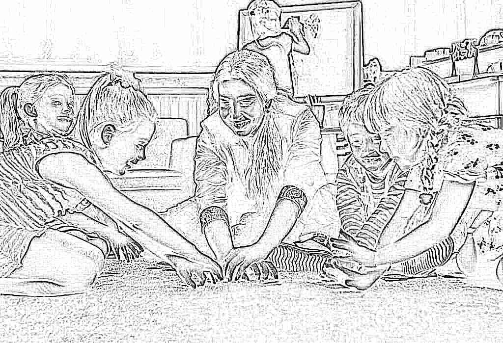 Психологические игры для детей картинки