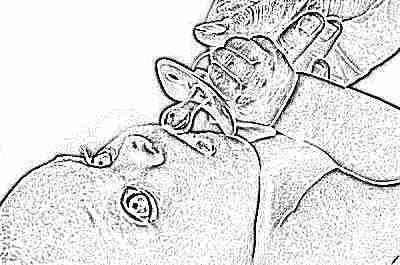 Отказ от пустышки в жизни ребенка