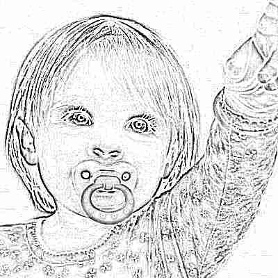 Отучать ребенка от пустышки