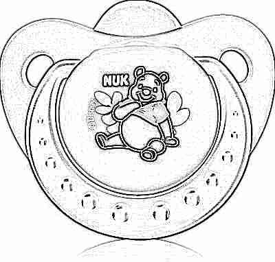 Пустышка NUC