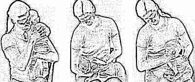 Как сделать срыгивание у ребенка