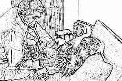 Ребенок болеет - понос и рвота, осмотр врачом