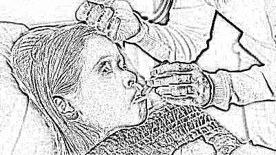 Ребенок заболел - температура и понос