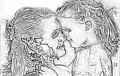 Отучение от сосания пальца для детей - любовь мамы