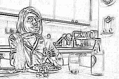 Причины запора - питание мамы