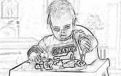Прикорм ребенку - запор