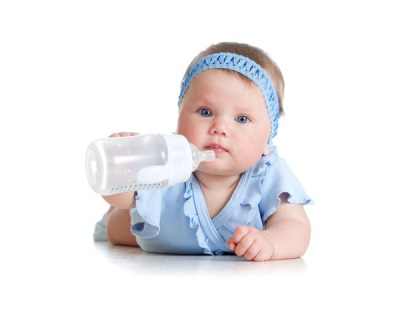 Вода для ребенка на искусственном вскармливании