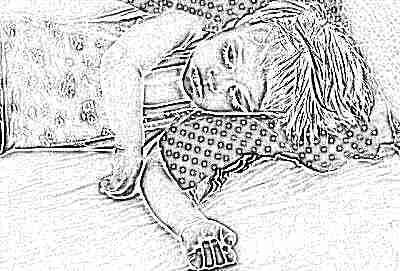 Ребенка отучили от сна с родителями