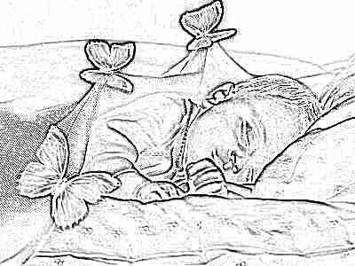 Засыпание ребенка