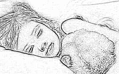 Ребенок, засыпающий самостоятельно