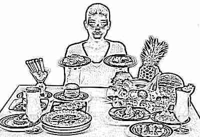 Экзотические продукты для кормящей мамы