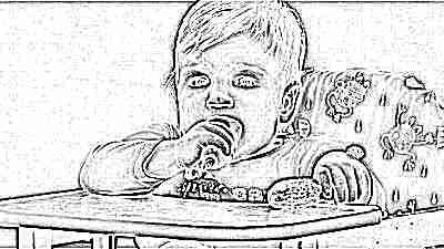 Огурцы для ребенка