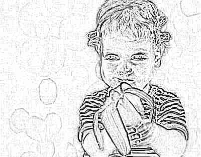 Качественный банан для прикорма