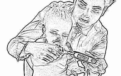 Измерение уровня инсулина у ребенка