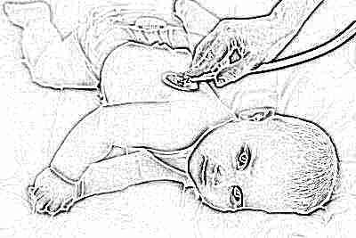 Осмотр перед прививкой
