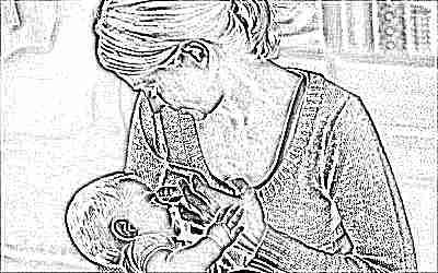 Лучше вакцинацию переносят дети при грудном вскармливании
