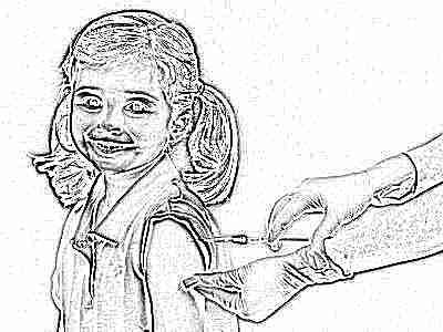 Вероятность развития осложнений после прививки