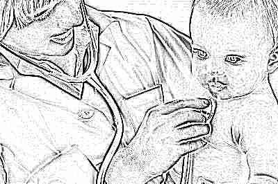 Осмотр врачем перед прививкой