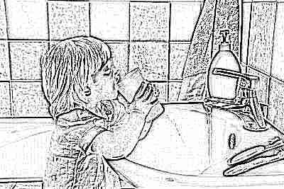 Лечение афтозного стоматита полосканием рта