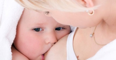 Грудное вскармливание малыша
