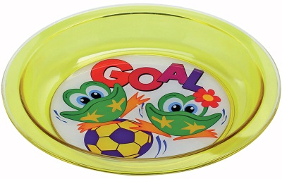 Тарелка для сбора мочи у девочки