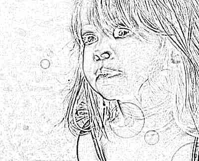 Девочка красивая с розовыми губами