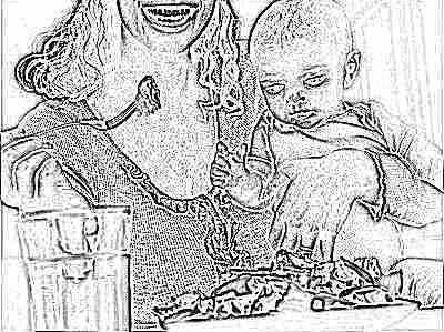 Диета для кормящей мамы при солях оксалатах