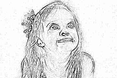 Здоровый ребенок - девочка