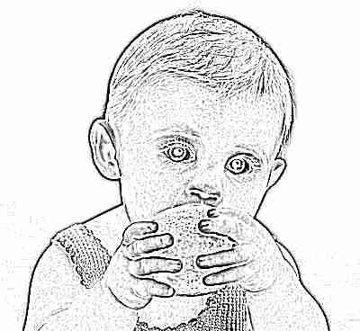 Рацион ребенка для профилактики простуды