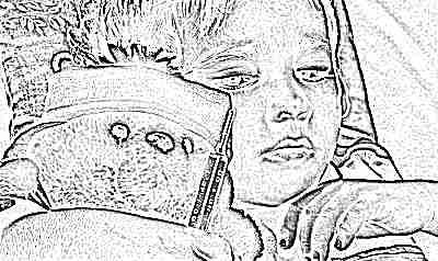 Рвота у ребенка с температурой