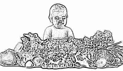 Питание ребенка с клетчаткой