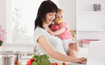Питание кормящей мамы