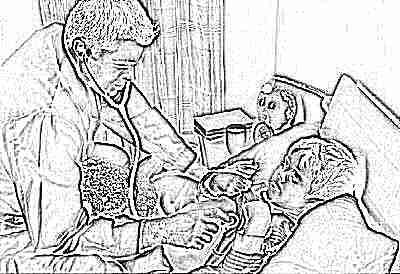 Лечение ребенка дома