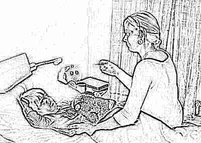 Снижение температуры у ребенка