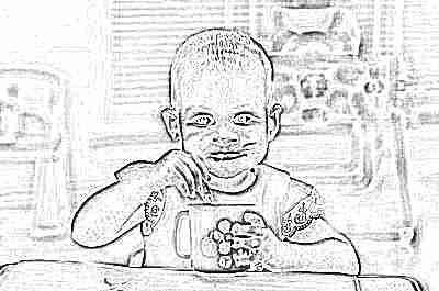 Питание ребенка после рвоты