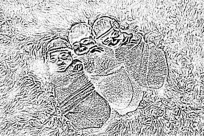 Новорожденные дети