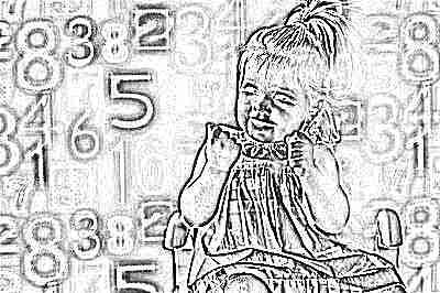 Ребенок в 3 года - девочка