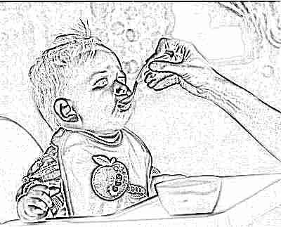 Кормление ребенка 11 месяцев
