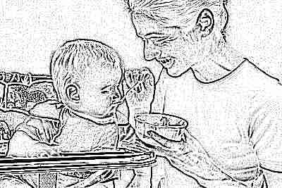 Прикорм первый для ребенка