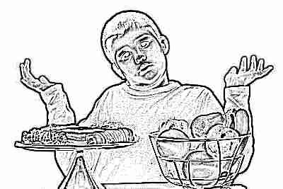 Полный ребенок - питание