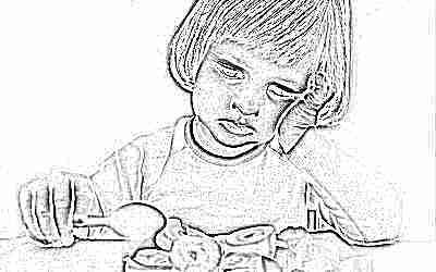 Отказ от еды ребенком